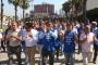 İzmir'de belediye işçileri işten atılanlar için iş bıraktı