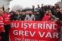 İzmir'de ilk grev Mahle'de başladı