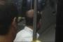 Şoför, halk otobüsünü durdurup namaz kıldı