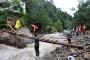Rize'de dereler taştı, sel sularına kapılan 1 kişi kayıp