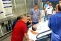 İnşaatta iskeleden düşen işçi yaralandı