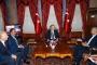 Cumhurbaşkanı Erdoğan, Lucescu ile görüştü