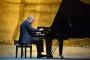 Piyanist Romano Pallottini, Gümüşlük'te sahneye çıktı
