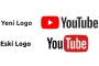 YouTube 12 yıl sonra logosunu değiştirdi