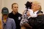 Trump, Harvey Kasırgası mağdurlarını ziyaret etti