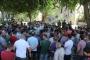 Adana'da saya işçileri hakları için ayakta