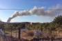 Tehlikeli atıkların depolandığı Gölyüzü'de yangın çıktı