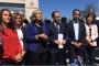 EMEP'ten HDP'nin AYM önündeki adalet nöbetine destek
