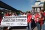 Eren Enerji'deki işçi kıyımı protesto edildi