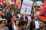 Fransa'da Macron'a karşı ilk grev