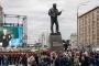 Moskova'da 'Kalaşnikof' heykeli