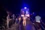 Fındık işçilerini taşıyan minibüs yuvarlandı: 13 yaralı