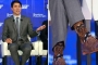 Kanada Başbakanı Trudeau'nun son hamlesi Star Wars çorabı