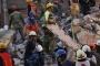Meksika'da binlerce gönüllü can kurtarmaya çalışıyor
