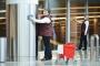 Almanya temizlik işçileri 1 avro zam için sözleşme masasında