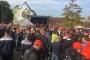 Almanya'da Thyssenkrupp metal işçileri ayakta