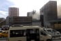 Ataköy-Şirinevler metro istasyonunda yangın