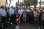 Adana'da kurulan Şehir Hastanesine tepki büyüyor