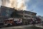 Ankara İvedik Organize Sanayi Bölgesinde yangın