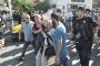 Nuriye Gülmen için yapılmak istenen eyleme polis müdahalesi