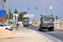 TSK'ye ait askeri araçlar Suriye'ye geçirildi