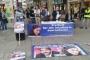 Almanya'da Gazeteci Meşale Tolu ile dayanışma eylemi