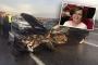 MHP'li Ruhsar Demirel'in aracı kaza yaptı: 1 ölü, 5 yaralı