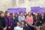 Müftülere nikah yetkisi Meclis içerisinde protesto edildi