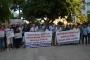 Mersin'de vergi zamları protesto edildi