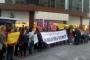İzmir'de müftülük yasası protesto edildi