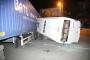 Kocaeli'de işçi servisi TIR'a çarptı: 29 yaralı
