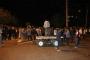 Halk ölümlü kaza sonrası yolu kapatıp eylem yaptı