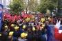 Lüleburgaz'da işten atılan cam işçileri için kitlesel eylem