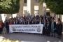 Adana'da avukatların davasında ilk duruşma görüldü