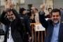 Katalonya'da bağımsızlık yanlısı 2 lider gözaltında