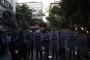 Yüksel'de polis gözaltıları kalkanların arkasında yaptı