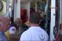 Fethiye'de yangına giden arazöz devrildi, 5 işçi yaralandı