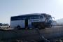 Afyon'da yolcu otobüsü TIR'a çarptı: 1 ölü, 23 yaralı