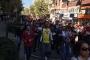 Yürüyüşe başlayan cam işçileri dayanışmaya çağırdı