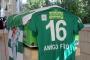 Bursasporlu Amigo Fiko uğurlandı