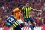 Türk Telekom Arena'da gol yok: Galatasaray 0-0 Fenerbahçe