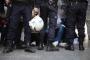 Yüksel'de 349'uncu günde de müdahale: 4 gözaltı