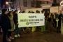 Kadıköy'deki taciz ve saldırı protesto edildi