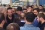 Kluh Destek işçisi 3 yıllık sözleşmeye isyan etti