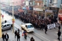 Bursa'da şiddeti protesto eden avukatlar duruşmalara girmedi