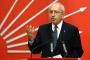 Kılıçdaroğlu: Yolsuzluk milli mesele olarak görülemez