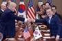 Güney Kore'de konuşan Trump'tan Kuzey Kore çağrısı