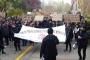 Hacettepe öğrencileri zamlara karşı rektörlüğe yürüdü