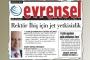 Rektör İbiş'in Evrensel'e açtığı dava reddedildi