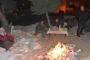 İzmir'de gecekonduları yıkılan aileler sokakta kaldı